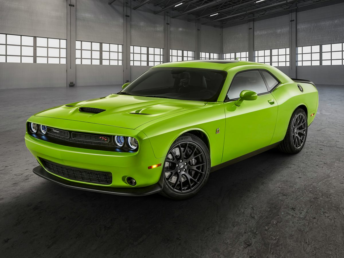 new 2020 Dodge Challenger car, priced at $38,355