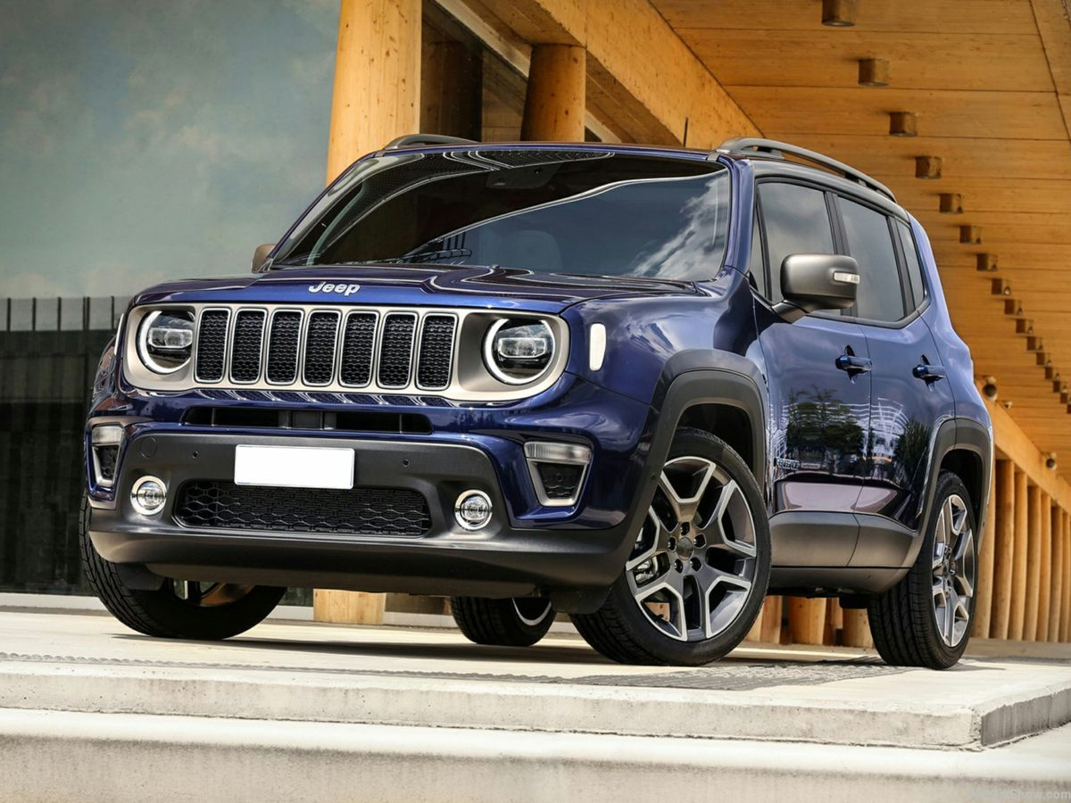 new 2020 Jeep Renegade car, priced at $28,875