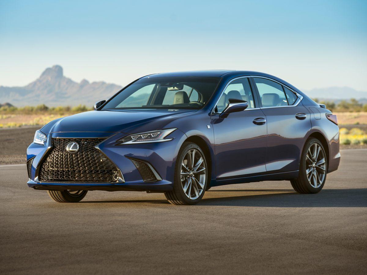 new 2021 Lexus ES car, priced at $46,090