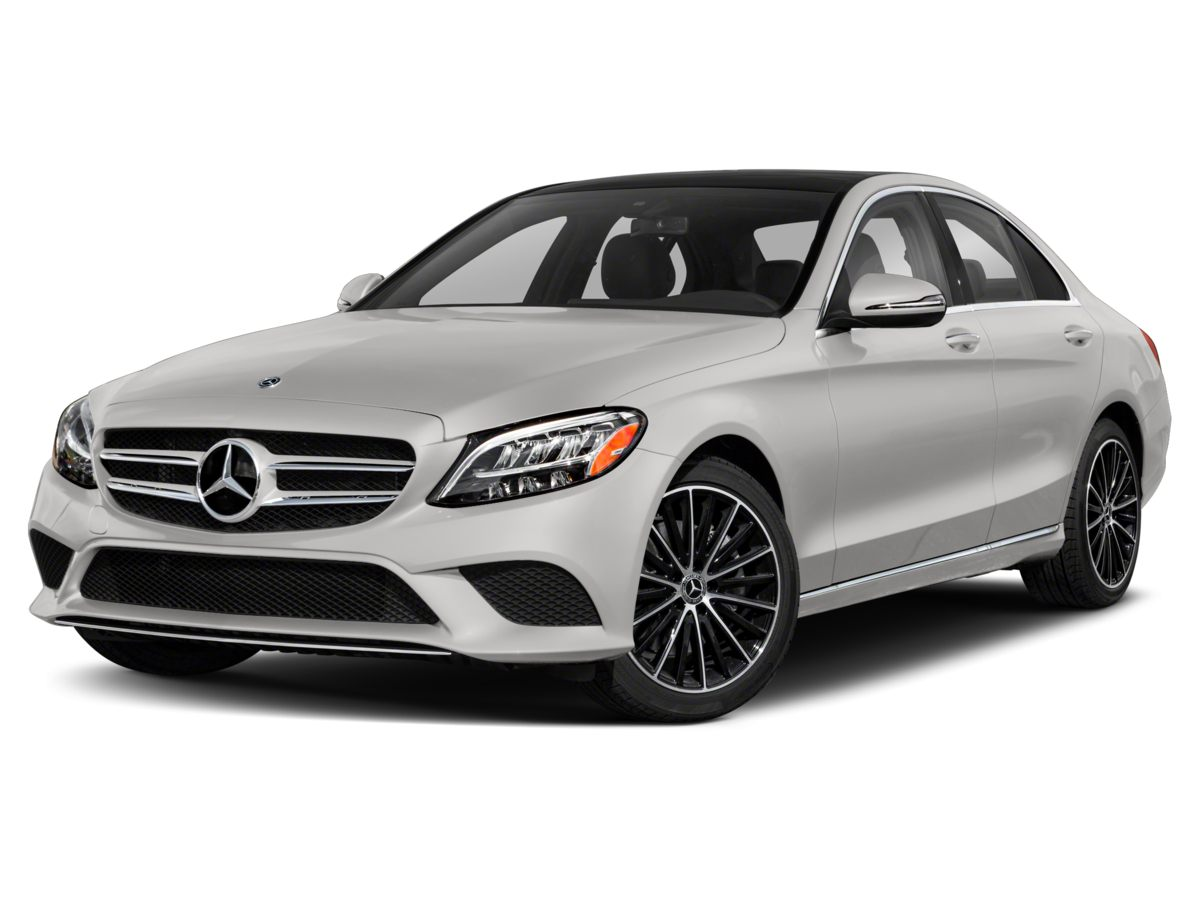 new 2021 Mercedes-Benz C-Class car, priced at $50,830