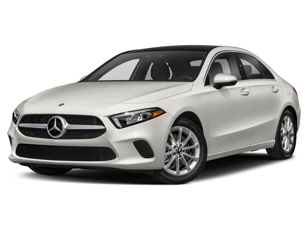 used 2021 Mercedes-Benz A-Class car, priced at $41,365