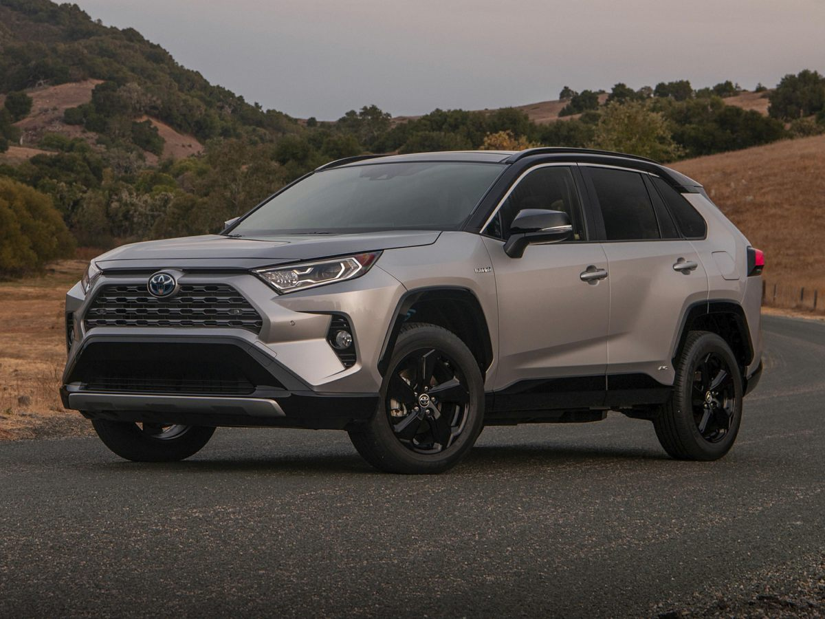new 2020 Toyota RAV4 Hybrid car, priced at $37,238