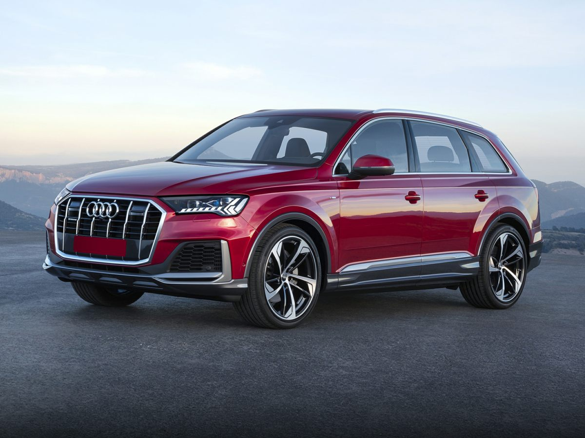 new 2020 Audi Q7 car, priced at $67,048