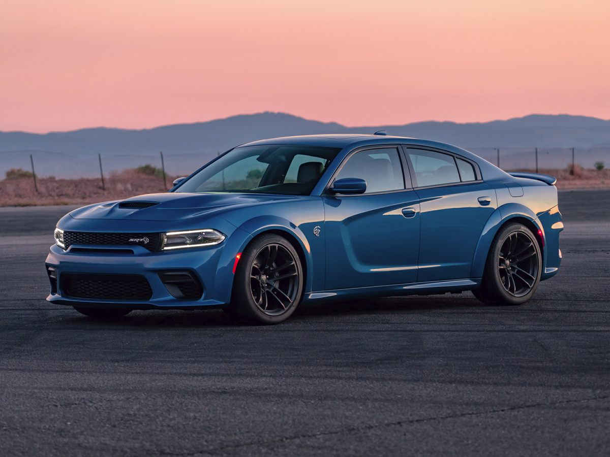 new 2020 Dodge Charger car, priced at $73,665