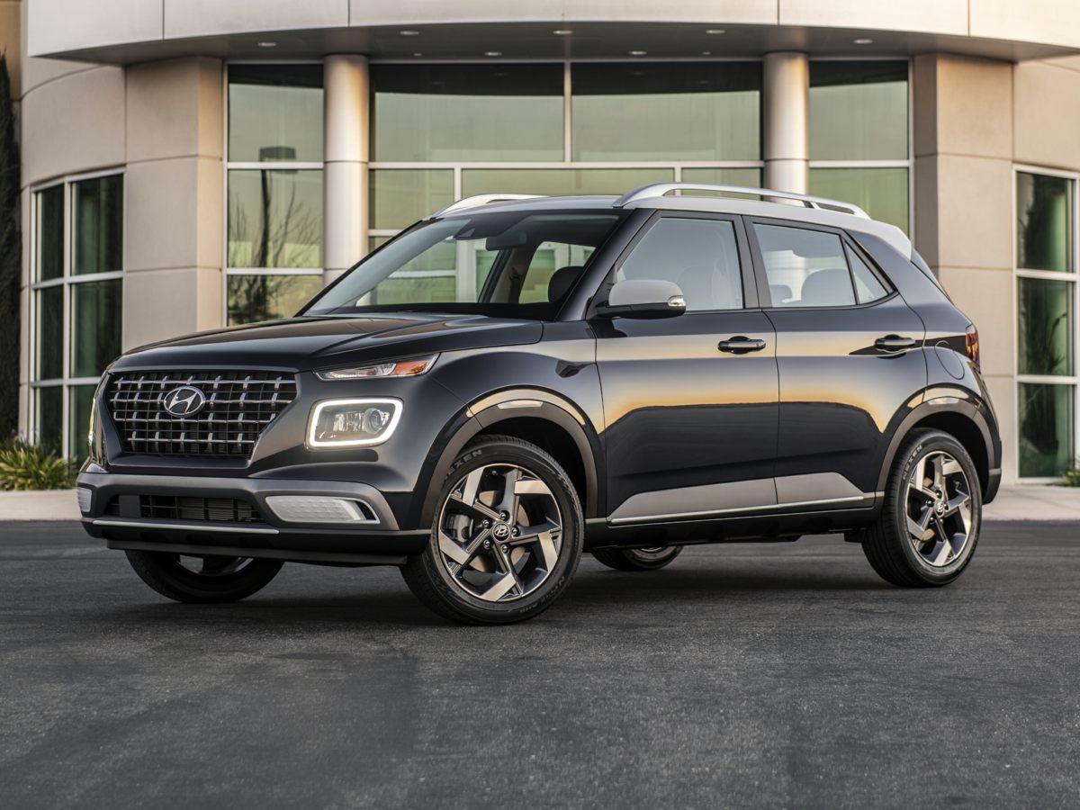 new 2021 Hyundai Venue car, priced at $18,383