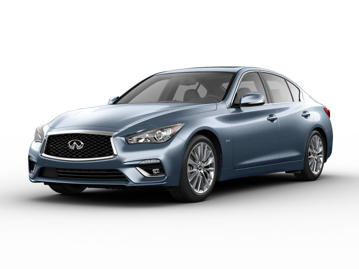 new 2020 INFINITI Q50 car, priced at $46,195