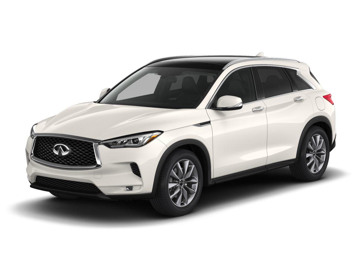 new 2020 INFINITI QX50 car, priced at $43,235