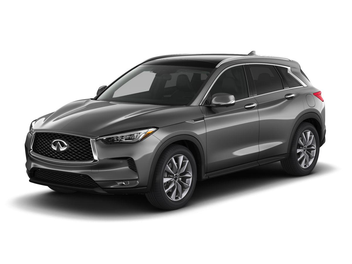 new 2020 INFINITI QX50 car, priced at $49,260