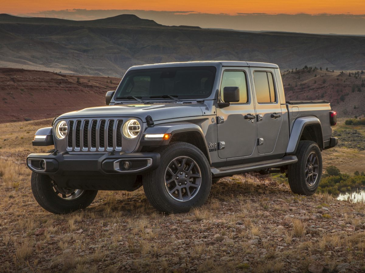 new 2020 Jeep Gladiator car, priced at $58,070