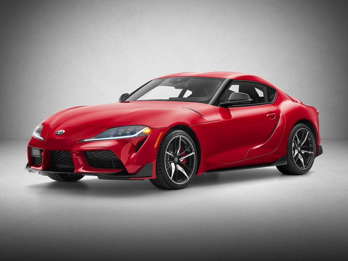 new 2021 Toyota Supra car, priced at $47,248