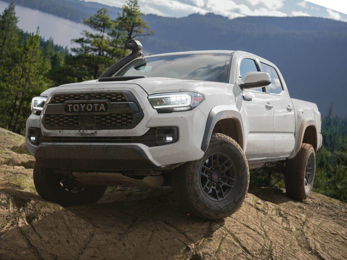 new 2021 Toyota Tacoma car, priced at $40,941