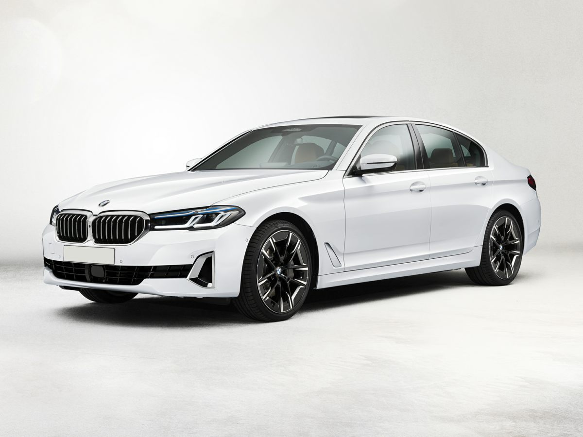 new 2021 BMW 5-Series car, priced at $65,960