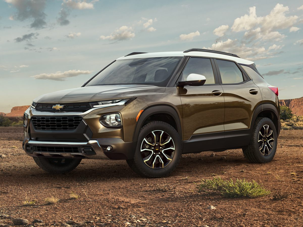 new 2021 Chevrolet TrailBlazer car