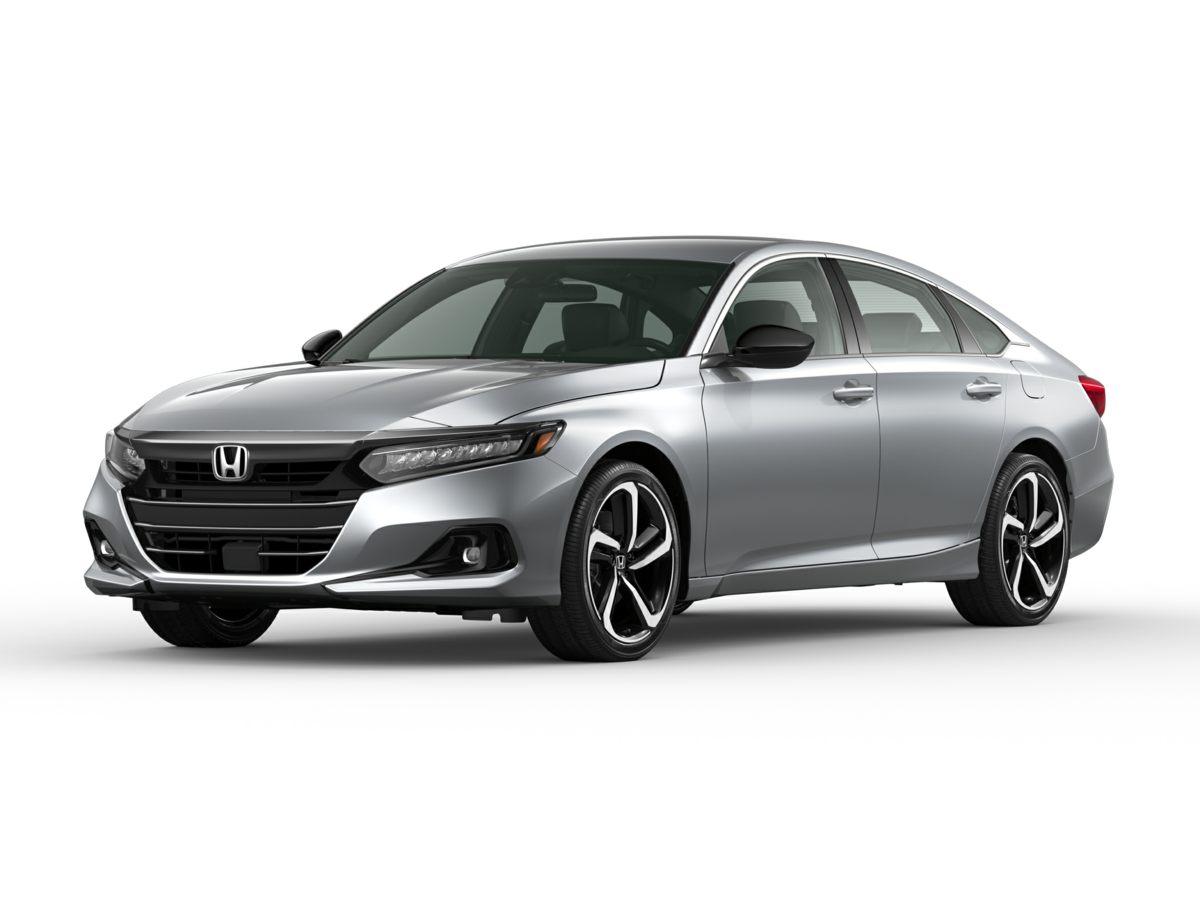 new 2021 Honda Accord car, priced at $28,425
