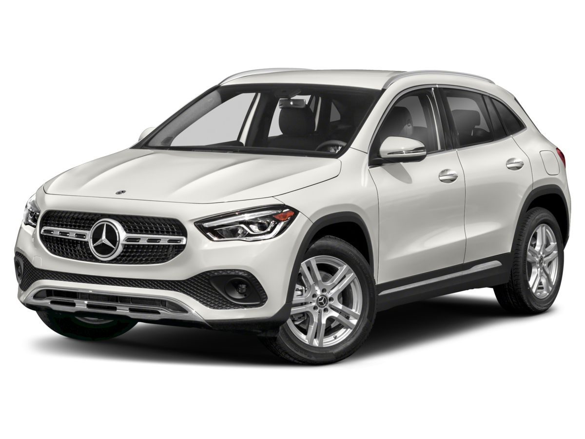 new 2021 Mercedes-Benz GLA car, priced at $45,515