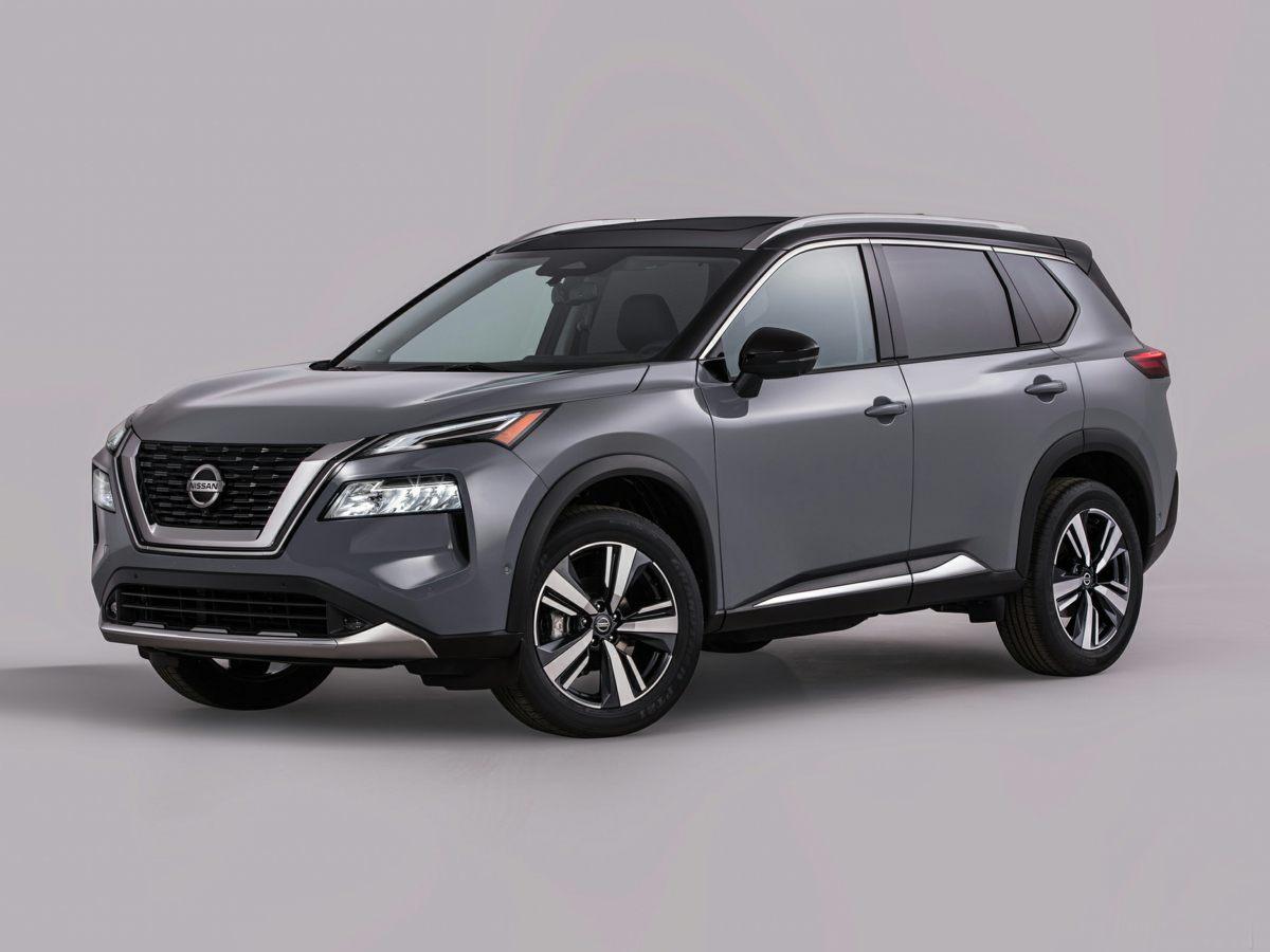 new 2021 Nissan Rogue car, priced at $29,463