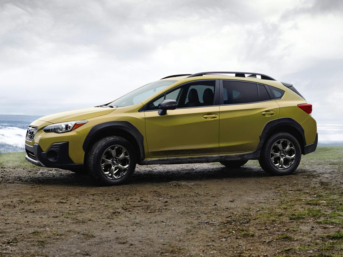 new 2021 Subaru Crosstrek car, priced at $29,986