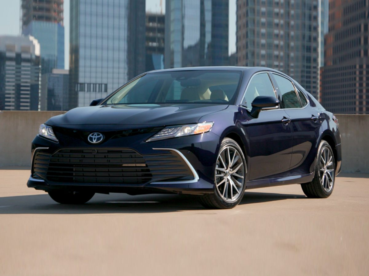 new 2022 Toyota Camry car, priced at $28,416