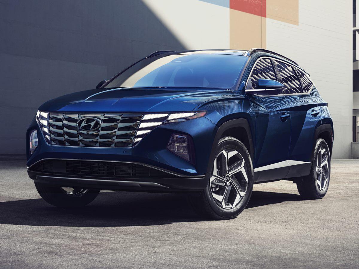 new 2022 Hyundai Tucson Hybrid car, priced at $39,540