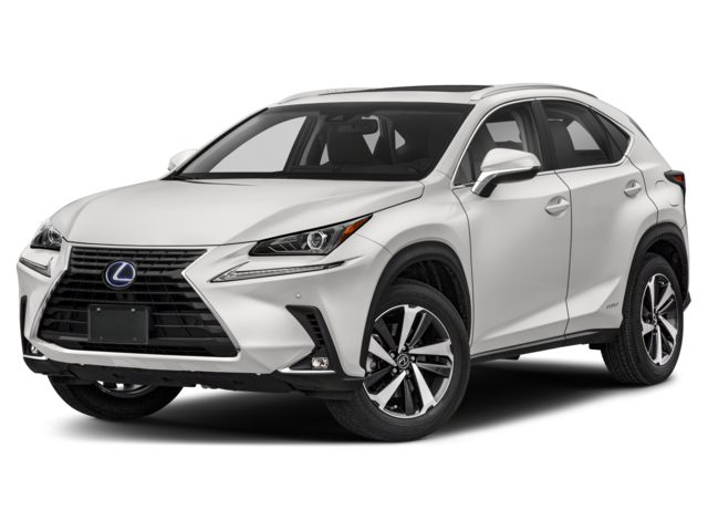 new 2021 Lexus NX car
